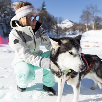 Sports d'hiver en Béarn et Aragon