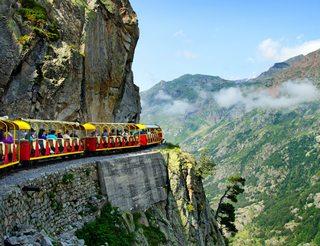 Train d'Artouste en Béarn Pyrénées