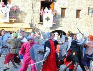 La Morisma de Ainsa en Aragon