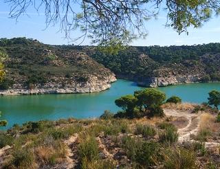 Caspe en Aragon dans les Pyrénées