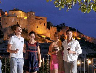 Oenotourisme en Aragon dans les Pyrénées
