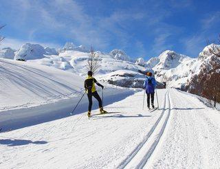 Espaces nordiques Somport Candanchu dnas les Pyrénées