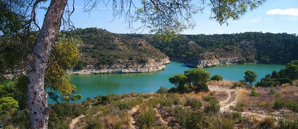Caspe en Aragon