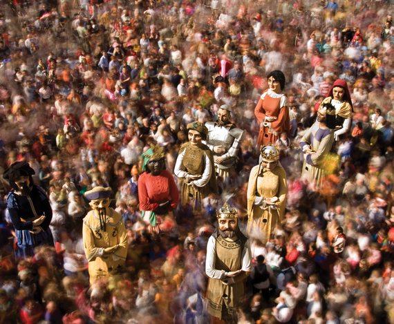 Traditions et culture en Aragon et Béarn Pyrénées