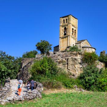 Village de Montañana en Aragon