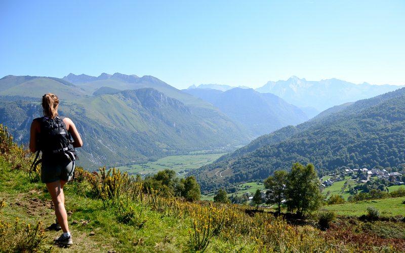 Pyrénées Aragon Béarn Pyrénées
