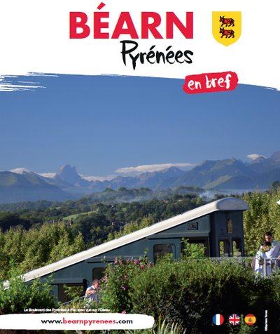 Brochure Tourisme Béarn Pyrénées