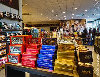 Chocolat et russe en Béarn Pyrénées