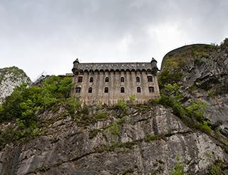Fort du Portalet en Béarn Pyrénées