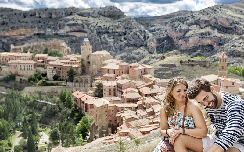 Village en Aragon