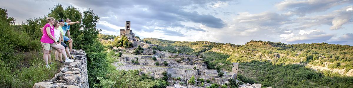 Patrimoine, sites et monuments en Aragon et en Béarn Pyrénées